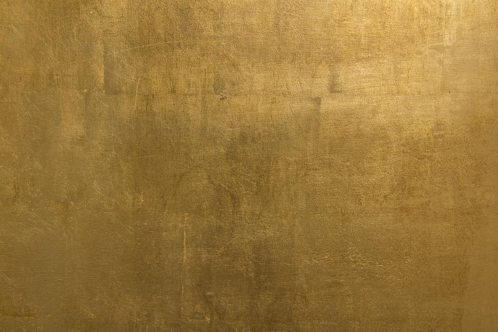 Peinture Murale A Effet Metallisee Mur Dore Full 13081591 Boncoeurs